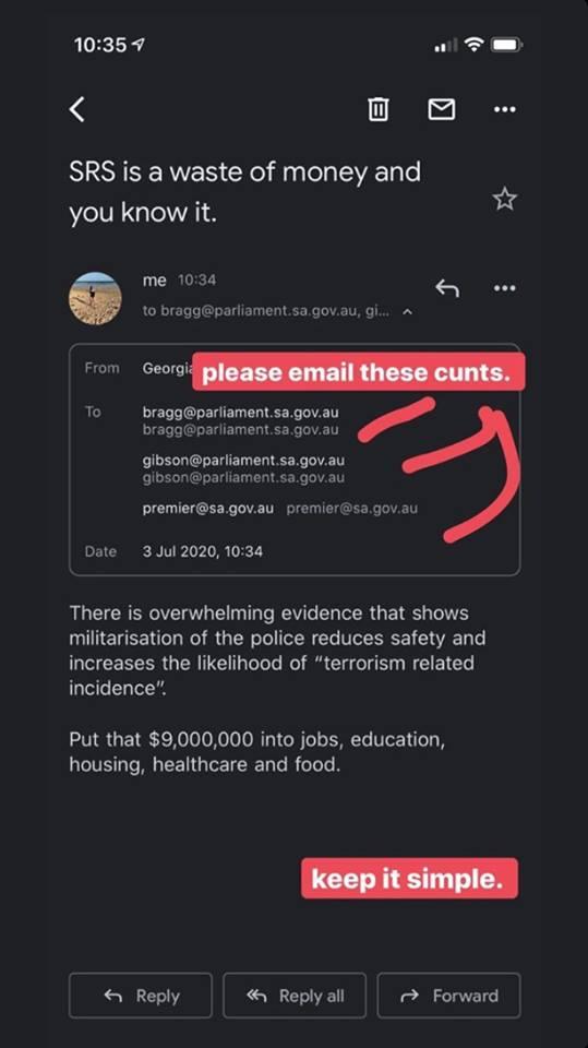 georgia email